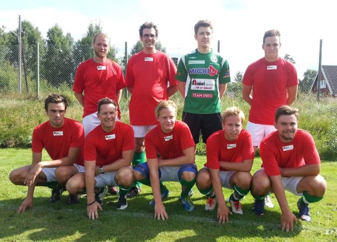 Fotbollsturnering på idrottens dag
